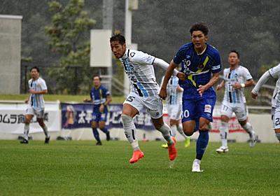 ラインメール青森FCがFW萬代宏樹の不適切なSNS投稿を謝罪 JFLの試合動画を掲載し判定に異議 : ドメサカブログ