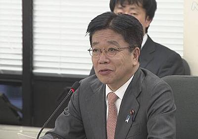 感染爆発に備え都道府県ごとに医療体制の整備を 加藤厚労相 | NHKニュース