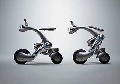 乗り物だけど、相棒。トランスフォームするロボットeバイク「CanguRo」を千葉工業大学が開発 | ギズモード・ジャパン