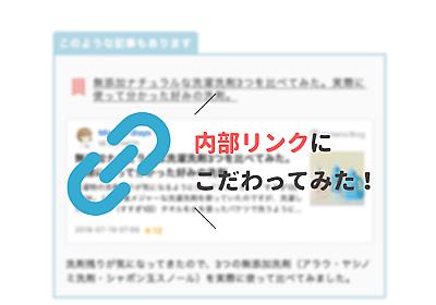 はてなブログのブログカードを使った内部リンク用のボックスを作ってみた - Migaru-Days