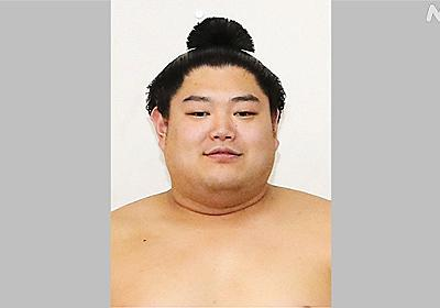 大相撲 阿炎が休場 数人と会食で 錣山親方「最低のことだ」 | NHKニュース