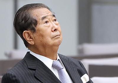 石原氏喚問 晴れぬ謎 百条委証言 「豊洲は都政の大きな流れ」「交渉経緯の報告、記憶ない」 :日本経済新聞