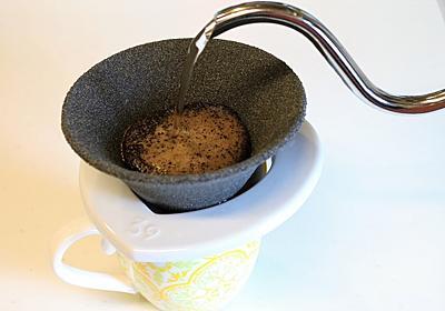 水道水からカルキ臭も95%ろ過。コーヒーやお茶がまろやかになる有田焼フィルター | ライフハッカー[日本版]