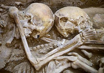 Pre-Incan grave with skeletons of 1,000-year-old human sacrifices found in Peru