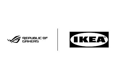 ASUSとIKEAがタッグ。ゲーミング家具/アクセ30製品発売へ - PC Watch