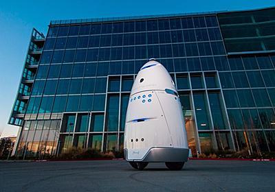 ホームレスを排除するロボット、サンフランシスコに出現   BUSINESS INSIDER JAPAN