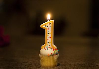 【ブログ報告】はてなブログを開始して1年!継続期間は365日になりました - みんなたのしくすごせたら