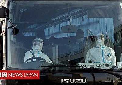 日本政府の「ダイヤモンド・プリンセス」感染対策に批判 - BBCニュース