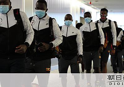 不明のウガンダ選手、部屋に残したメモ 駅で切符買う姿 - 東京オリンピック:朝日新聞デジタル