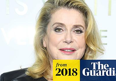 22d1e951ffab Catherine Deneuve says men should be 'free to hit on' women | Film