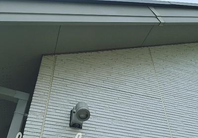 【平屋の防犯対策】窓にはシャッターや面格子・センサーライトも設置しました! - 白い平屋の家を建てました