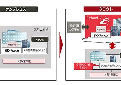 三島信金と蒲郡信金、補完業務システムを富士通のクラウド環境に移行 - クラウド Watch