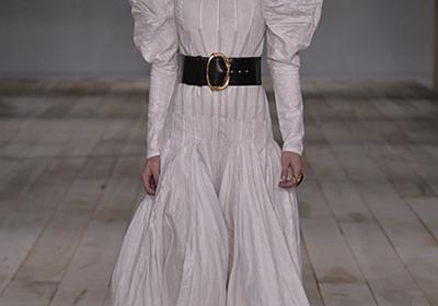 Alexander McQueen -Women's- 2020年春夏コレクション | パリ