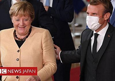 メルケル独首相は欧州の「羅針盤」で「記念碑」 最後のEU理事会出席で相次ぐ称賛 - BBCニュース