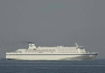 太平洋フェリーの いしかり - SHIPS OF THE PORT