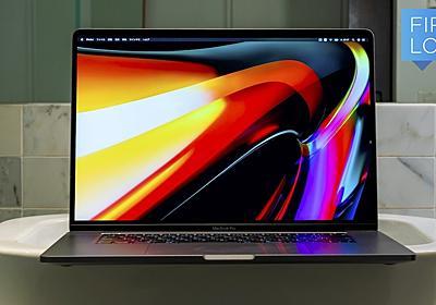 Apple、16インチの新型MacBook Proを発表。Escキー復活! そして、さらばバタフライキーボード | ギズモード・ジャパン