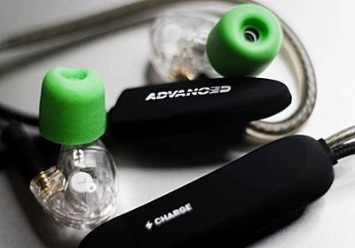 有線ハイレゾとBluetoothをMMCXリケーブルで選べる1万円のイヤフォン - AV Watch