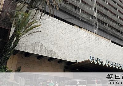 体育館とは大違い、熱海のホテル避難所 理想の中の課題:朝日新聞デジタル
