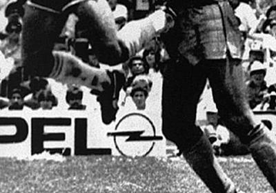 サッカー、マラドーナさん死去 元アルゼンチン代表、60歳 | 共同通信