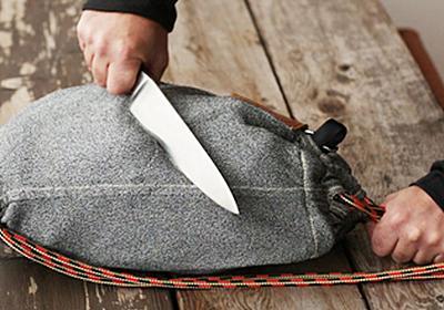 泥棒も舌を巻く、史上最強クラスの「防犯バッグ」。海外旅行も安〜心! | TABI LABO