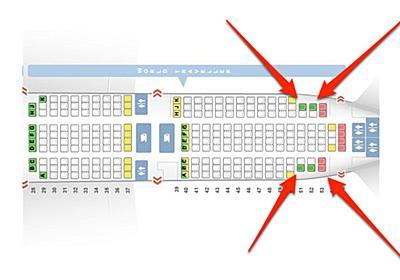 飛行機で一番人気が殺到する座席ってどこ? | ギズモード・ジャパン