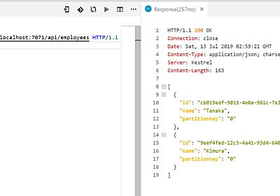 REST API のテストに Postman 使ってたけど Visual Studio Code の REST Client に乗り換えた - かずきのBlog@hatena