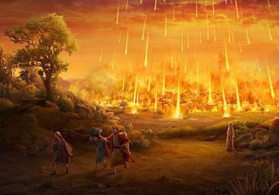 約3600年前に隕石落下による大爆発で大都市が丸ごと吹っ飛んで滅んでいたと判明、「ソドムとゴモラ」のモデルか? - GIGAZINE