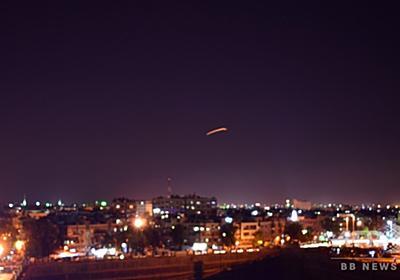 ロシア軍戦闘機、シリアに撃墜され15人死亡 責任はイスラエルにと非難 写真1枚 国際ニュース:AFPBB News
