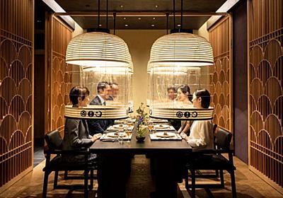 マスク外せる「提灯会食」、星野リゾートが提供 会場代に3万円