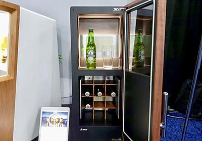 元Cerevo、岩佐琢磨氏率いるShiftallが『サブスク冷蔵庫』をCES 2019に出展 - Engadget 日本版