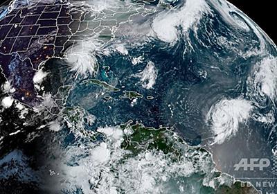 ハリケーン名、命名リスト尽きギリシャ文字に 史上2度目 写真2枚 国際ニュース:AFPBB News