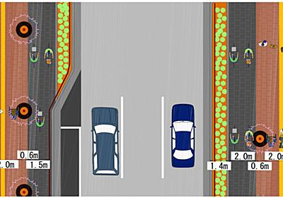 東京・千代田区の神田警察通り 白山通り~千代田通り間、車道減らして歩道/自転車空間拡幅へ。2021~2022年度に整備 - トラベル Watch