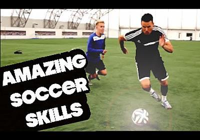 Incredible Soccer Matchplay Skills