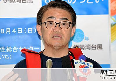 大村知事「河村市長、裸の王様」 名古屋城で批判の応酬:朝日新聞デジタル