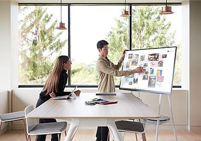 マイクロソフト、巨大Windowsデバイス「Surface Hub 2S」を日本で発売。約100万円で9月出荷 - Engadget 日本版