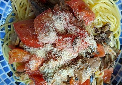 「サバ缶トマトパスタ」極めたのでレシピ教えます - kansou