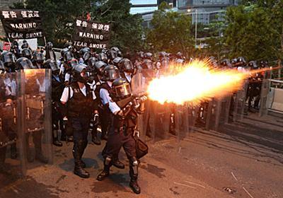 「最後の戦い」 に向かう香港市民、警察は「散弾銃」で鎮圧  WEDGE Infinity(ウェッジ)