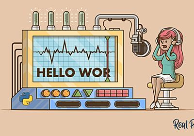 The Ultimate Guide To Speech Recognition With Python – Real Python