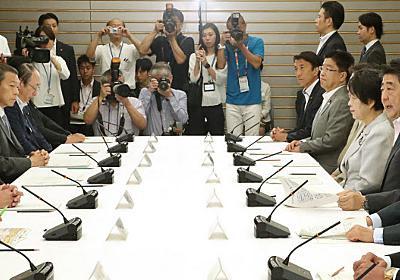 人材開国へ政策総動員 単純労働解禁 「入管庁」格上げ :日本経済新聞
