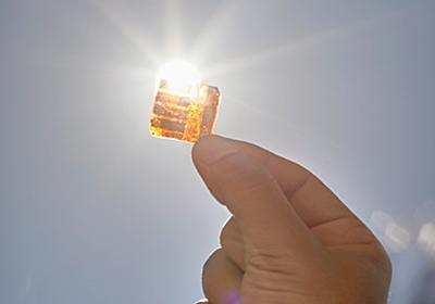 MIT、低コストなペロブスカイト太陽電池の変換効率改善の仕組みを明らかに - PC Watch