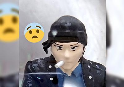 「タバコがもはやマシュマロ」「眉毛がない」1万円払って1年待ったのに…『名探偵コナン』の安室と赤井のスノードームのクオリティがとんでもなかった - Togetter