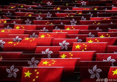 香港、「愛国者のみ」の選挙委選挙を実施 写真1枚 国際ニュース:AFPBB News