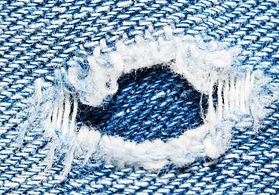 洗濯されたジーンズの微細な繊維は、海に流れ込んで堆積している:研究結果 | WIRED.jp