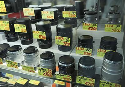 ここは天国!?はたまた…。香港にあるカメラの魔窟!SIMCITY詳細レポート! - MOTTU PEAKS