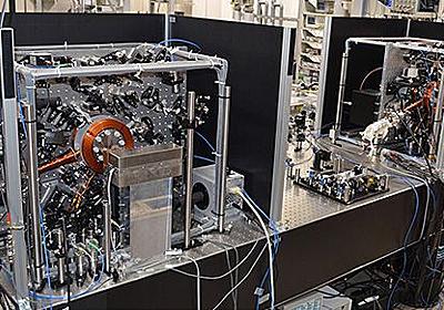 160億年に1秒の誤差。秒を再定義する世界最高精度の光格子時計を東大らが開発 ~高低差1cmの重力の影響も計測可能 - PC Watch