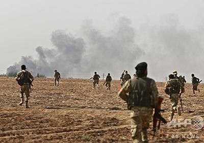 トランプ氏、トルコに「重大な制裁」へ シリア越境作戦続く 写真10枚 国際ニュース:AFPBB News