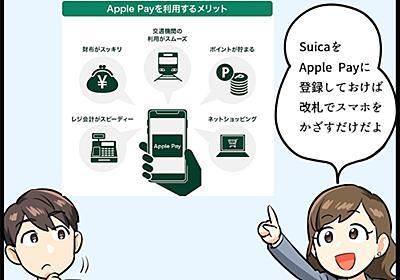 Apple Pay(アップルペイ)とは?クレジットカードやSuicaなど対応カードの設定方法や利用するメリットを解説|クレジットカードの三井住友VISAカード