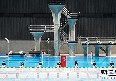 米競泳金メダリスト、介助者帯同認められず東京パラ辞退:朝日新聞デジタル