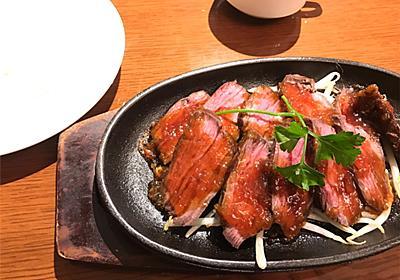 【大阪】ランチ千円!ザ・エイジングハウス1795でこだわりの熟成肉を楽しむ - とみえライフ