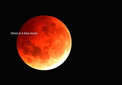 【赤いブルームーン】月に願いを。*゚○.+〜しかも、「皆既月食」☆彡です。 | 癒し・健康情報のトリニティ | 女性に向けた癒し・健康情報を配信